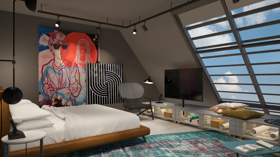 Matild Palace A Luxury Collection Deluxe Loft Room