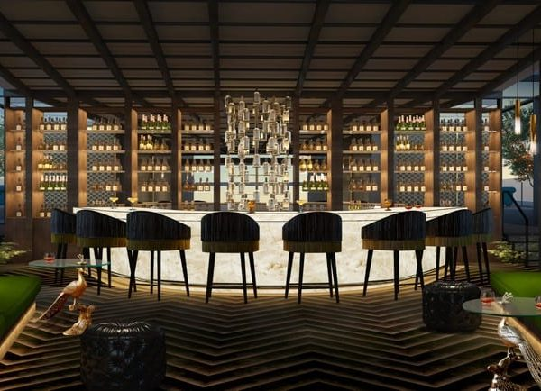 Matild Palace A Luxury Collection Hotel Bar