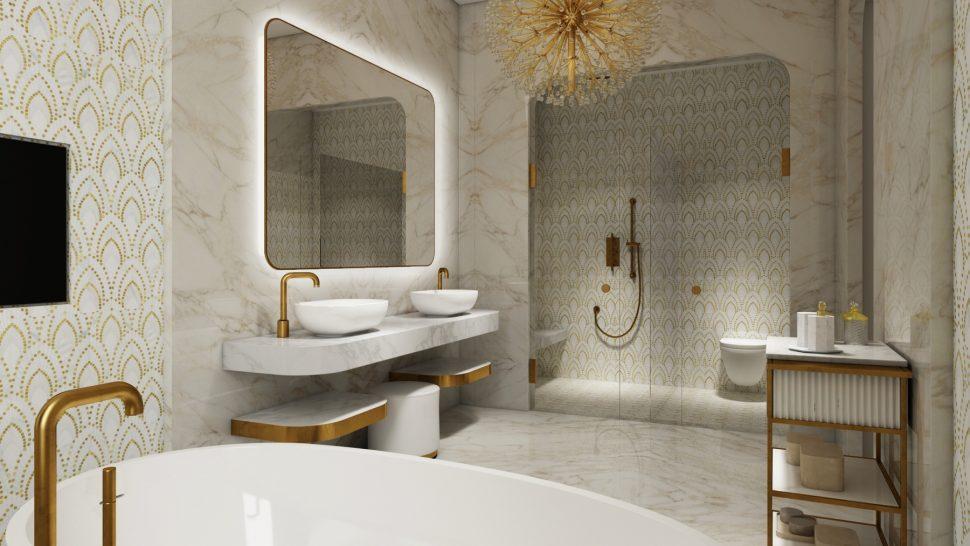 Matild Palace A Luxury Collection Hotel Matild Suite Bathroom