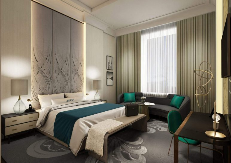 Matild Palace A Luxury Collection Hotel Room