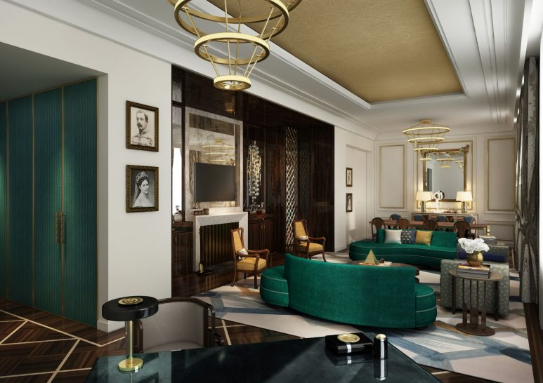 Matild Palace A Luxury Collection Hotel Suite