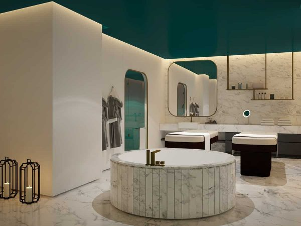 Matild Palace A Luxury Collection Hotel Swan Spa
