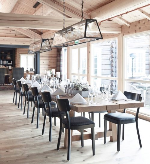 Storfjord Hotel Norway Dining