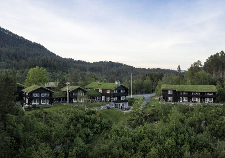 Storfjord Hotel Norway Exterior