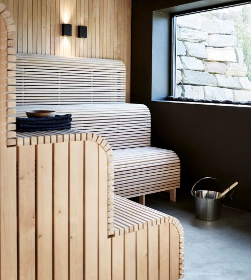 Storfjord Hotel Spa Sauna