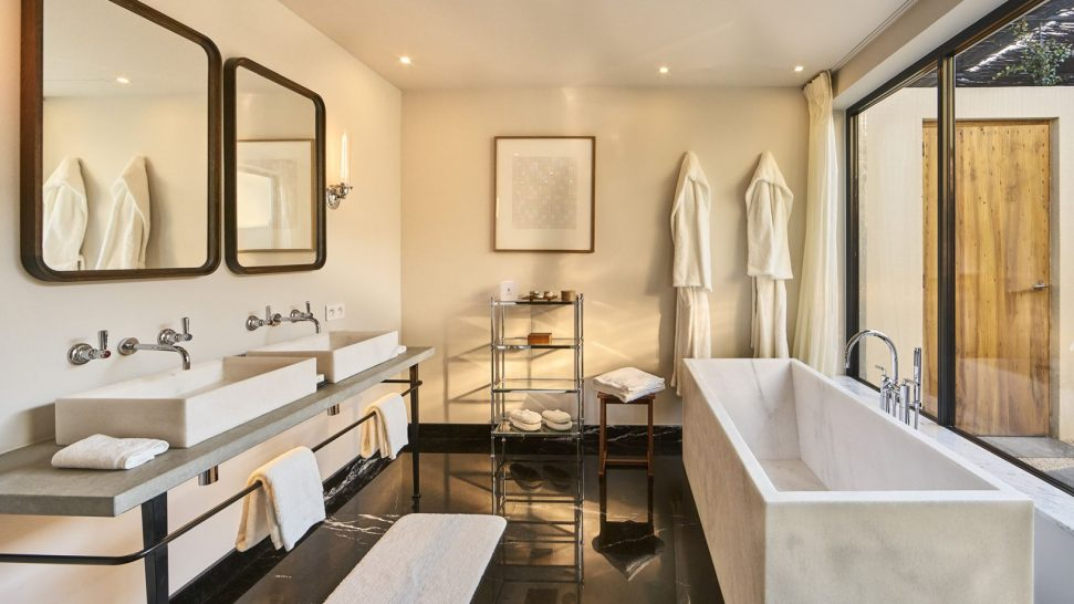 Villa La Coste Provence Pavillon Suite Bathroom