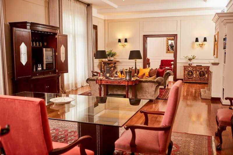 Country Club Lima Dom Perignon Suite