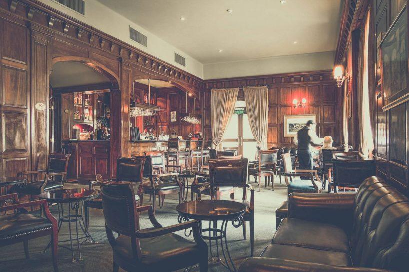 Country Club Lima Hotel English Bar