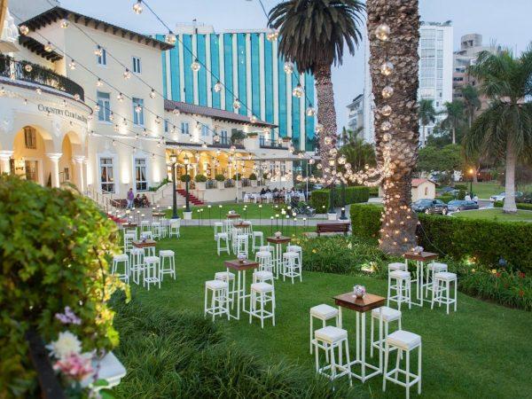 Country Club Lima Hotel Garden