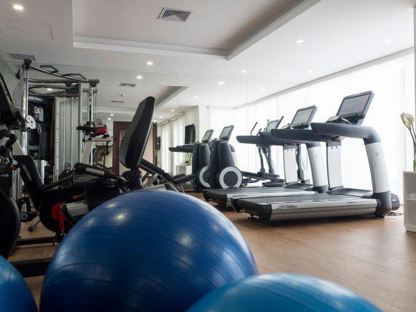 Country Club Lima Hotel Gym
