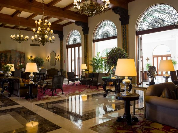 Country Club Lima Hotel Lobby