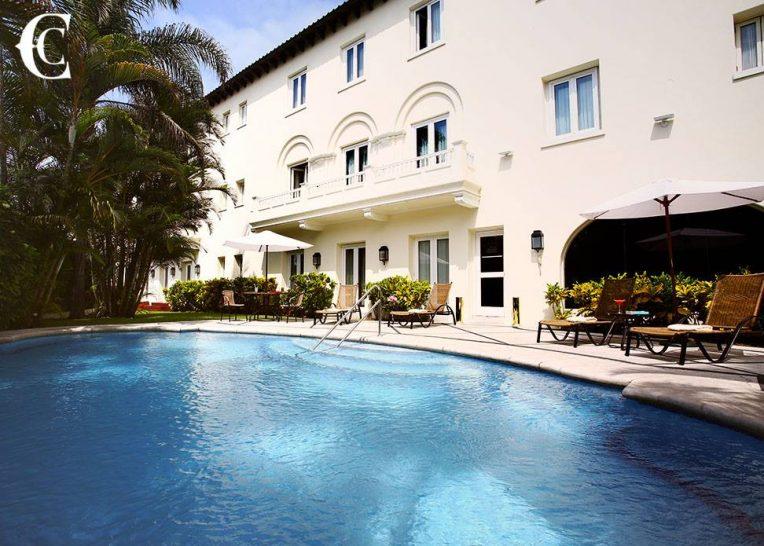 Country Club Lima Hotel Pool