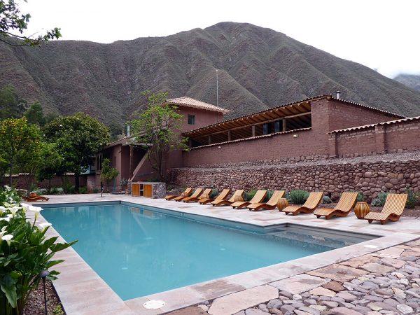 Explora Valle Sagrado Peru Pool