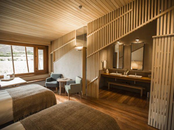 Explora Valle Sagrado Peru Standard Twin Room