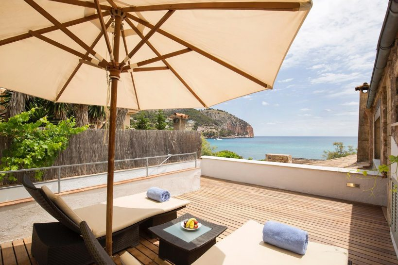 Hotel Can Simoneta Double Room Terrace
