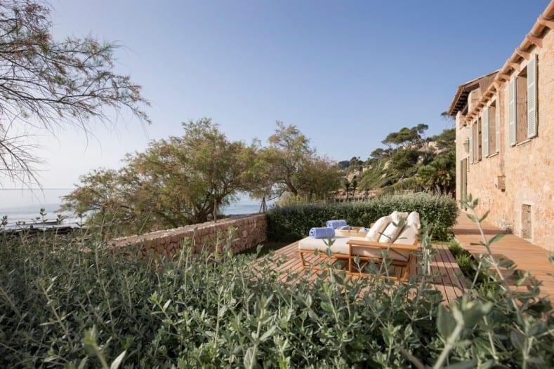 Hotel Can Simoneta Junior Suite Terrace