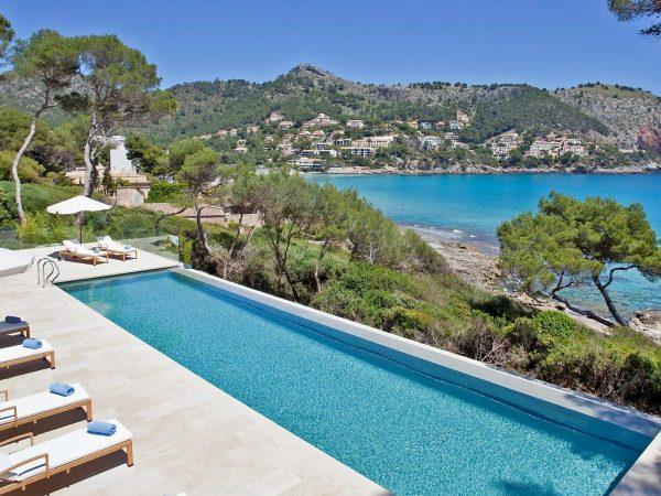 Hotel Can Simoneta Pool