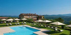 Hotel Le Fontanelle, Chianti