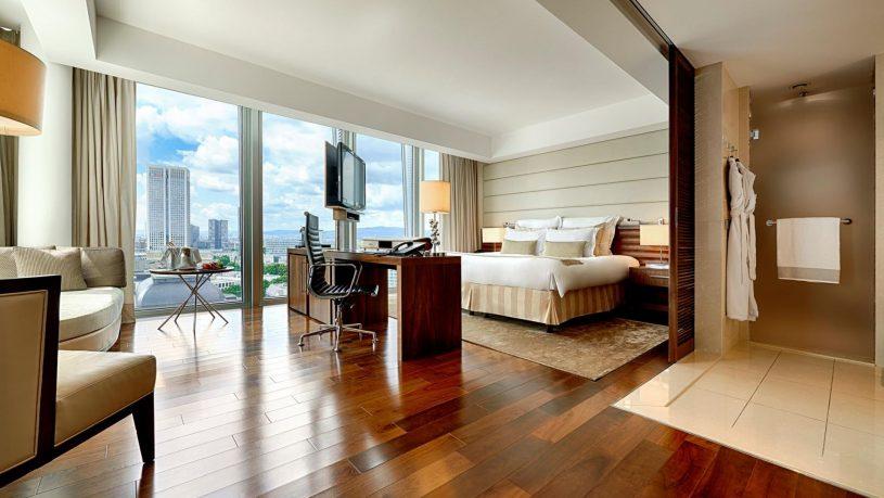 Jumeirah Frankfurt Suite