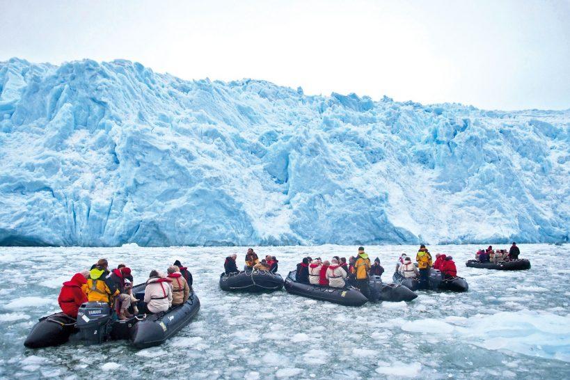 National Geographic Ponant Alaska Expedition Voyage