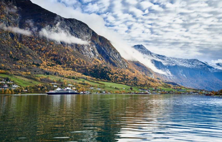 National Geographic Ponant Expedition Cruises Norway