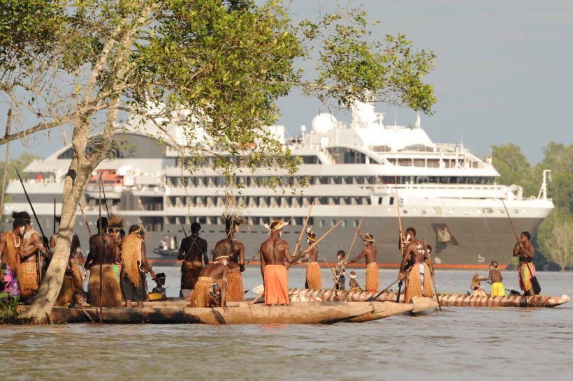 National Geographic Ponant Oceania Expedition Voyage