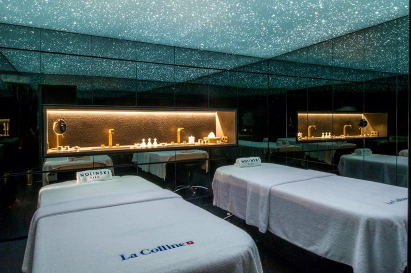 Nolinski Paris Spa Nolinski by La Colline Massage