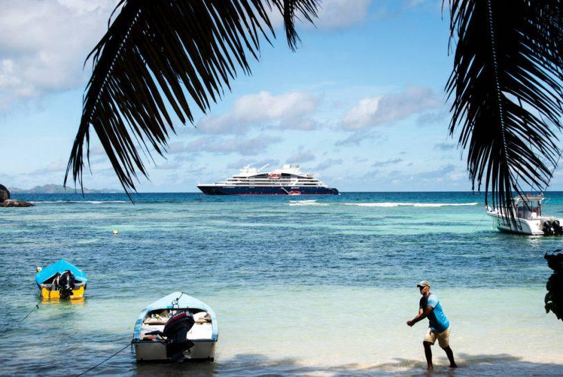 Ponant Cruise Le Bougainville Seychelles