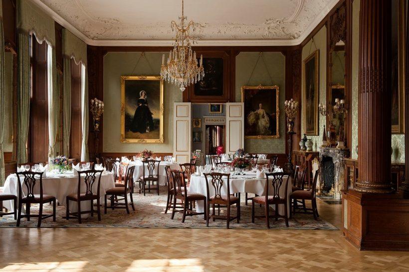 Schlosshotel Kronberg Frankfurt Castle Restaurant