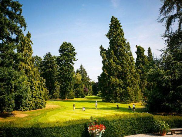 Schlosshotel Kronberg Frankfurt Golf
