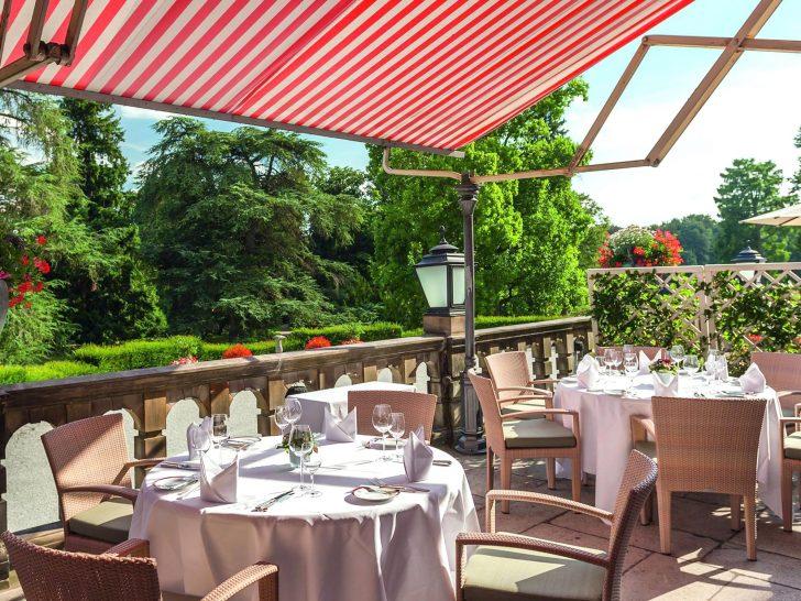 Schlosshotel Kronberg Frankfurt Victoria Lounge