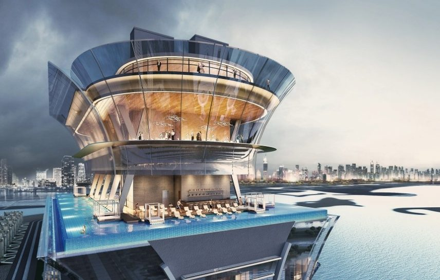 The St Regis Dubai The Palm Pool
