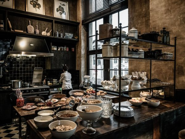 1898 The Post Zannier Hotels The Kitchen Restaurant