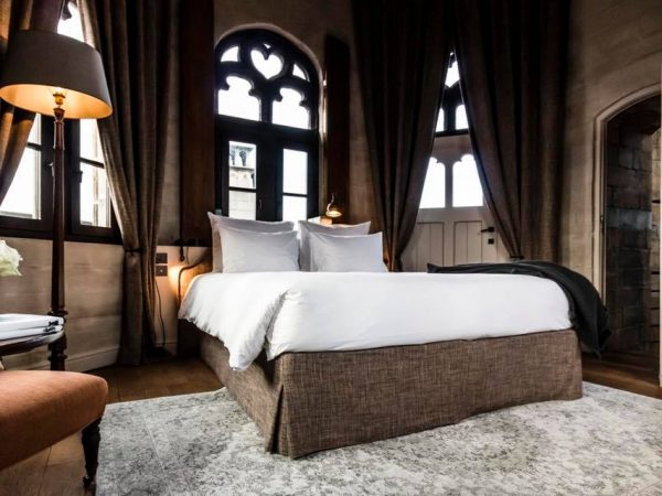 1898 The Post Zannier Hotels Tower Suite