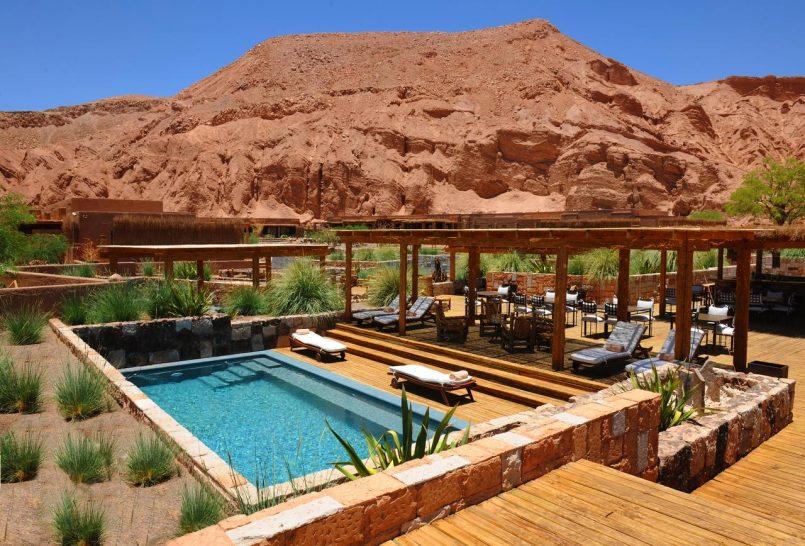 Alto Atacama Desert Lodge and Spa Pool