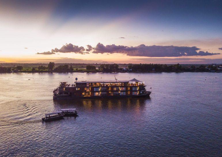 Aqua Expeditions, Aqua Mekong River Cruise