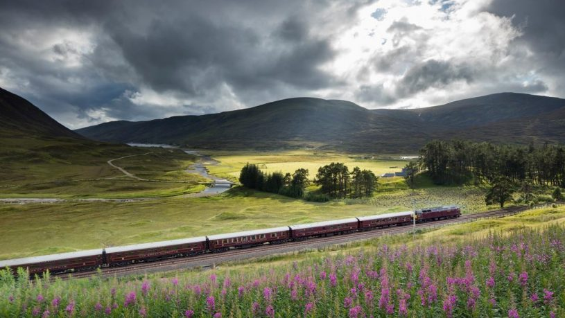 Belmond Royal Scotsman Journey