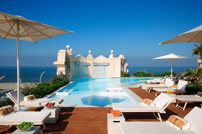 Grand Hotel Principe di Piemonte Pool