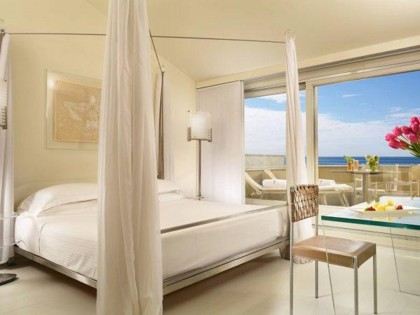 Grand Hotel Principe di Piemonte Sea View Room