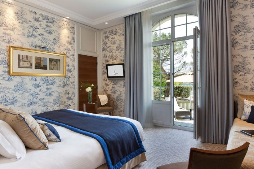 Hotel Barriere Le Normandy Deauville Room