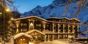 Hotel Hermitage, Italian Alps