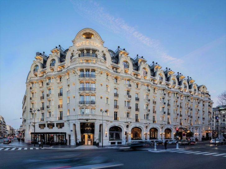 Hotel Lutetia Paris Exterior