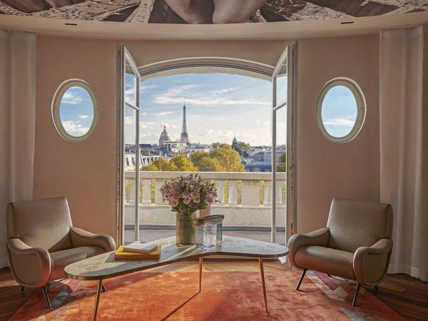 Hotel Lutetia Paris Suite