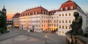 Hotel Taschenbergpalais Kempinski, Dresden