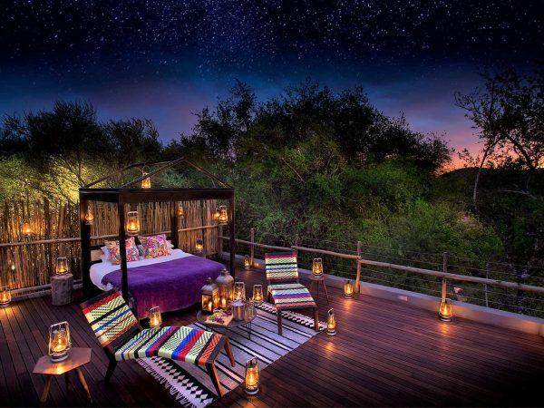 Jacis Lodges Madikwe Treehouse Starbed Suite