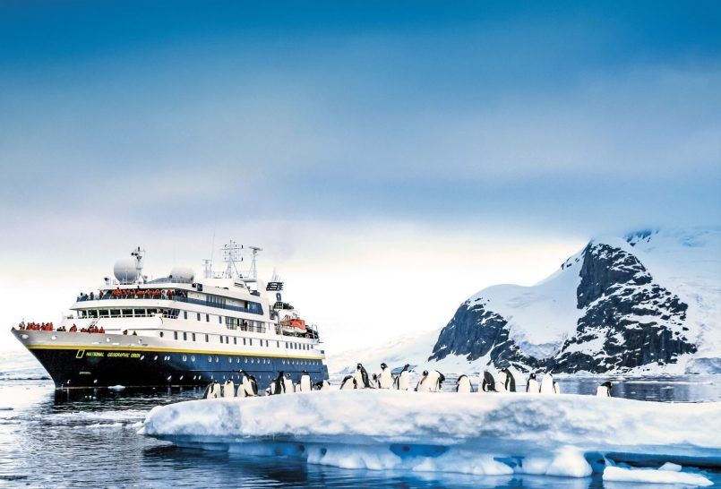 Lindblad Expeditions National Geographic Cruises Orion