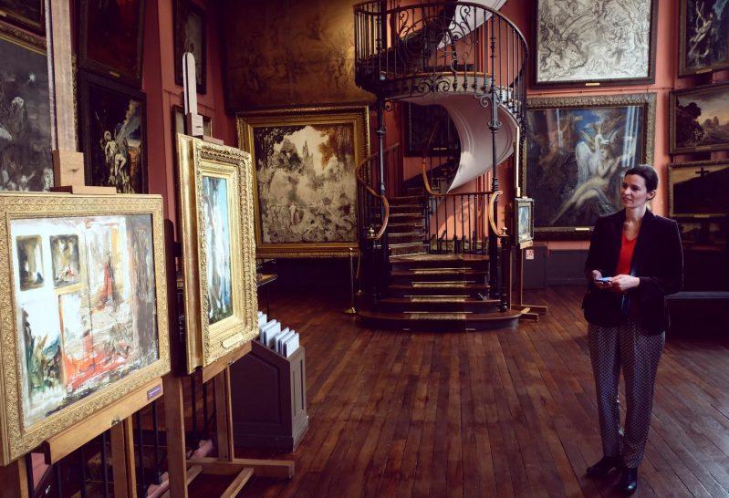 Musee National Gustave Moreau Paris