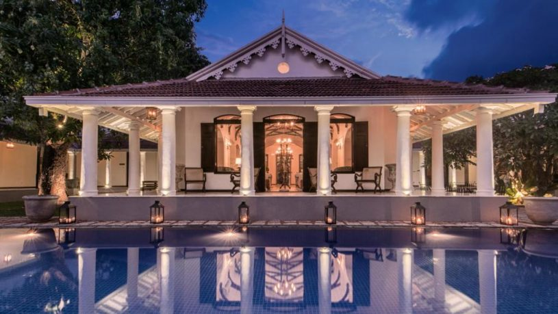 Residence by Uga Escapes Colombo Pool