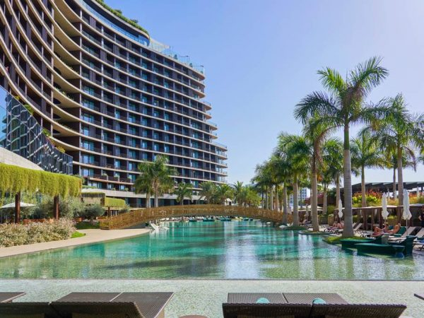 Savoy Palace Hotel Funchal Pool