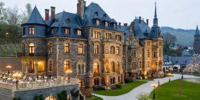 Schloss Lieser, Moselle River